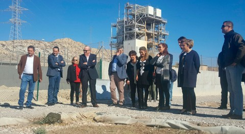 Murcia, comunidad pionera gestión purines humedales artificiales