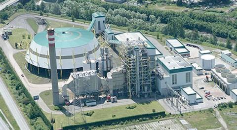 Acuerdo valorizar residuos central Pereda, Asturias