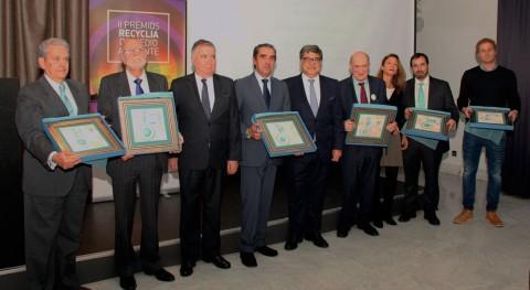 Fundación CONAMA y Diputación Burgos, reconocidas buenas prácticas reciclaje