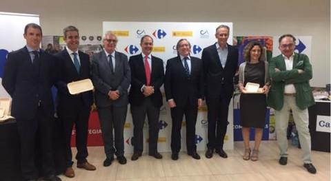 Carrefour lanza primera bandeja reciclable y biodegradable mercado