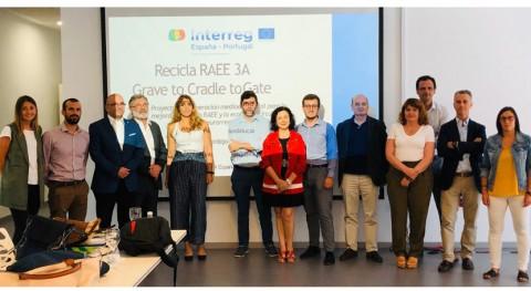 ERP participa dos proyectos europeos mejorar gestión RAEE