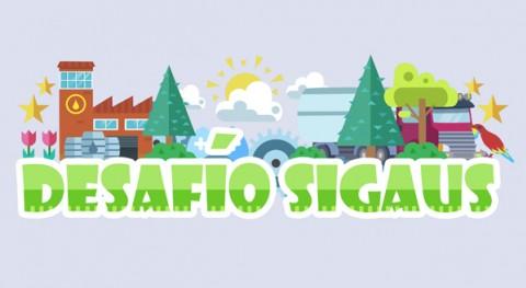 Desafío SIGAUS: 4 juegos concienciar reciclado aceite industrial usado