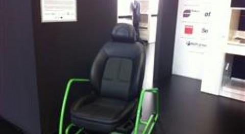 RESEAT: segunda vida piezas desechadas asientos automóviles fuera uso