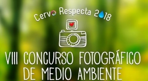 """Convocada octava edición concurso fotografía ambiental """"Cervo Respecta"""""""
