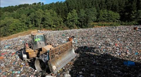 vertederos emiten 11 millones toneladas CO2 al año