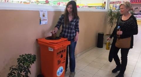 Palma estrena nuevo sistema recogida aceite doméstico