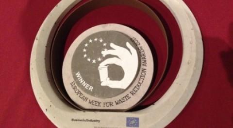 Cataluña presenta 6 candidatos al Premio Europeo Prevención Residuos