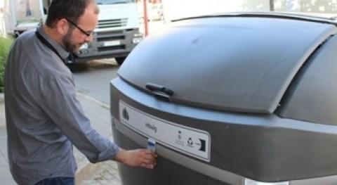 Mollet Vallès instala chips contenedores mejorar recogida residuos