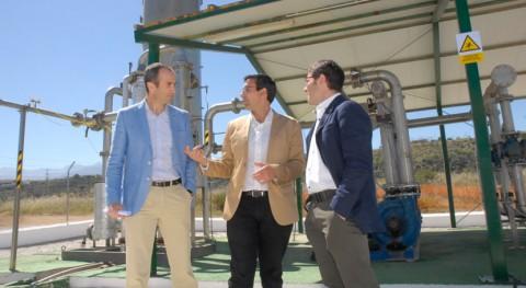 planta biogás Granada genera cerca 45 millones Kwh 13 años funcionamiento