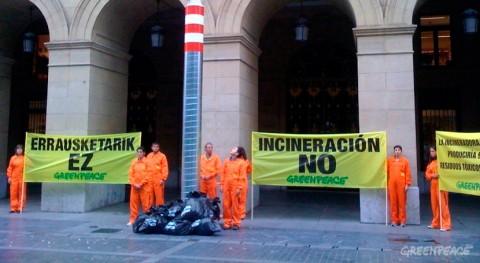 Alternativa incineradora Zubieta: nuevo plan residuos