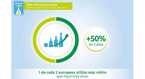 industria europea envase vidrio consolida 5 años crecimiento