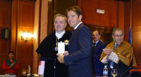 Consejero Delegado ECOEMBES, Oscar Martín, nombrado Ingeniero Montes Honor