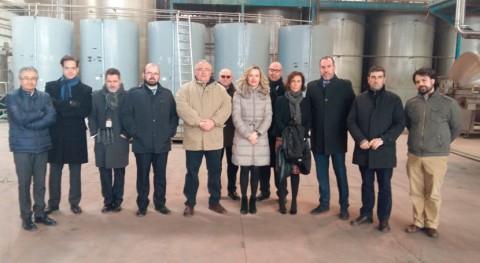 proyecto EcoElectricity generará energía sostenible partir residuos alcohólicos