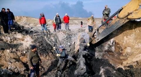 Avanzan esfuerzos limpiar estragos guerra Irak