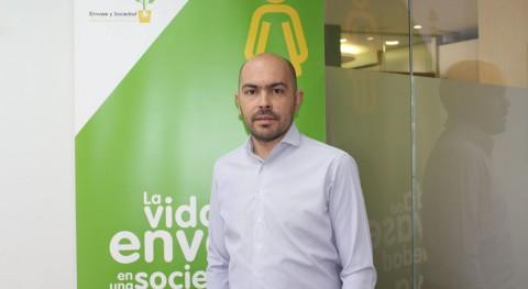 Nueva etapa Plataforma Envase y Sociedad Isidro González Vegacomo Secretario General