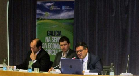"""Isidro García: """"Sogama abre nuevos horizontes futuro marco economía circular"""""""