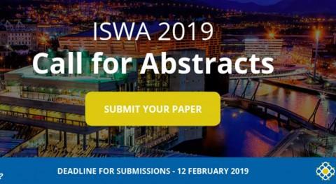 Congreso Mundial ISWA 2019 llega España