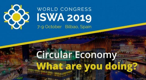 Comienza cuenta atrás ISWA 2019, congreso excelencia gestión residuos