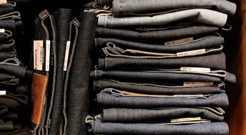 Brotes, campaña reciclaje ropa vaquera
