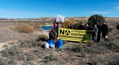 Jornada reivindicativa Villar Cañas basurero nuclear