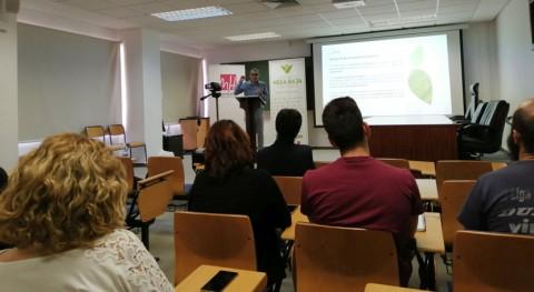 Consorcio participa bienvenida máster gestión residuos UMH