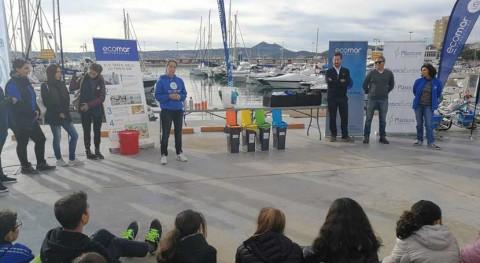 Ecomar y PlasticsEurope conciencian niños necesidad proteger nuestro entorno