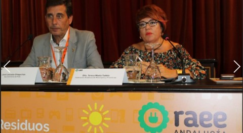 FAMP muestra compromiso economía circular primera jornada gestión RAEE