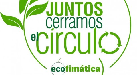118 distribuidores aparatos ofimáticos se unen red recogida y reciclaje Recyclia