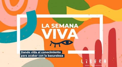 "Proyecto LIBERA presenta "" Semana VIVA"": ciencia al servicio futuro basuraleza"