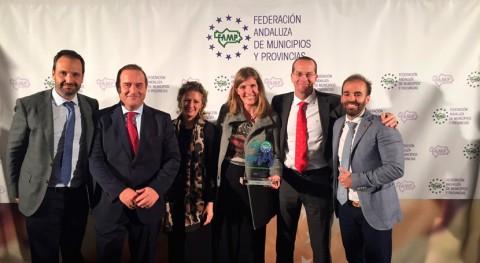 """FAMP premia proyecto """"Reciclar cambiar vidas"""" impacto sociedad andaluza"""