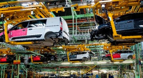 fábrica Ford Valencia logra objetivo cero residuos vertedero menos año