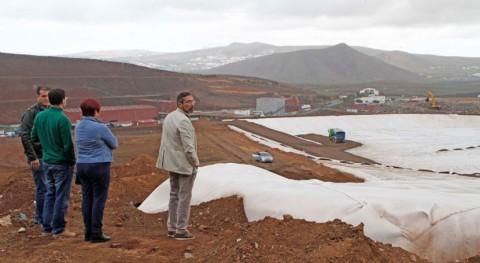 Balance positivo primer año Planta Clasificación Complejo Ambiental Zonzamas