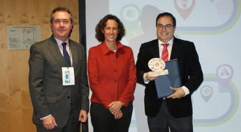 Leganés recoge 'Premio Buenas Prácticas Locales Clima' web residuos
