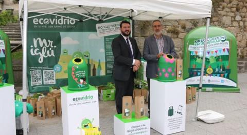 Galicia recuerda que reciclaje es vital cuidado medio ambiente