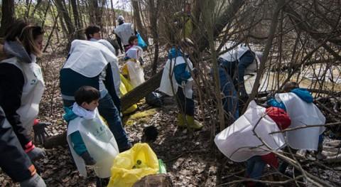 voluntarios Proyecto LIBERA caracterizan basuraleza 157 puntos entornos fluviales