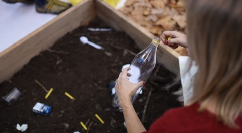 proyecto LIBERA enseña madres blogueras y hijos importancia cuidar entorno