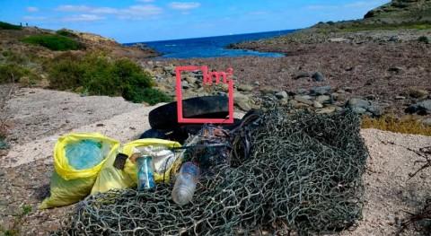 campaña '1m2 playas y mares' recoge 22,75 toneladas basura 103 puntos marinos