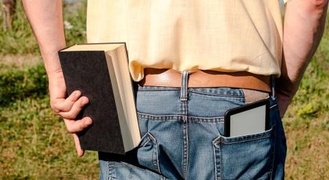 Libros papel versus ebook: ¿cuál es más sostenible?