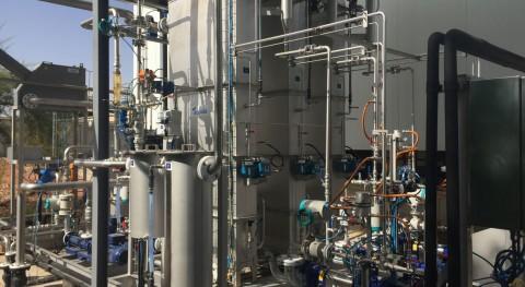 marcha proyecto Life Memory, que produce bioenergía partir aguas residuales