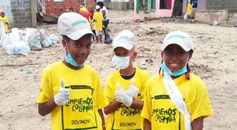 Balance Limpiemos Colombia: Más 23.000 personas y 113 toneladas residuos recogidas