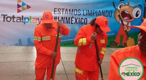 'Limpiemos Nuestro México' llega octavo año fomentando conciencia ambiental