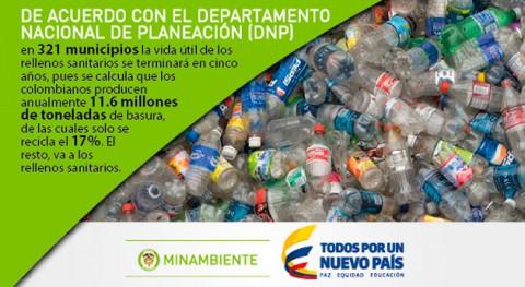 Limpiemos Colombia une al sector público y al privado concienciación ciudadana