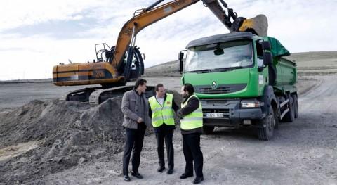 Madrid termina limpiar residuos incendio vertedero Seseña