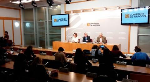 plan estratégico lucha integral lindano llega Cortes Aragón