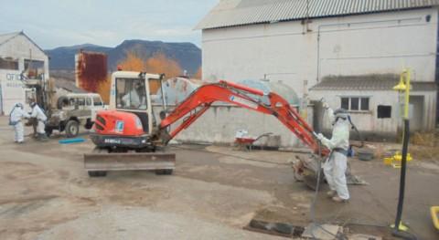 MAPAMA y Aragón acuerdan abordar gestión descontaminación lindano