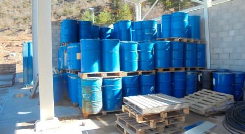 Aragón invierte aumentar seguridad descontaminación residuos lindano