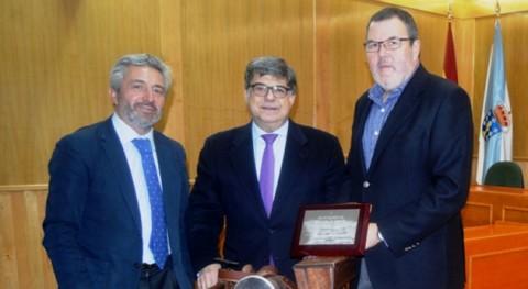 Luintra, reconocido contribución recogida pilas durante vuelta España
