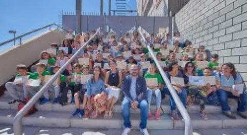 Canarias entrega premios Recíclope curso escolar 2016-2017