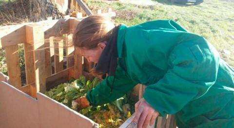 primera fase Madrid Agrocomposta recupera 17.500 kilos materia orgánica