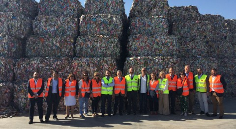 Gobierno madrileño presenta 'Madrid 7R' objetivo alcanzar residuo cero